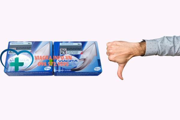 Viagra không đáp ứng với người có nồng độ Testosterone thấp