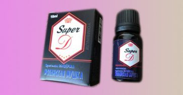 Thuốc kích dục Super D
